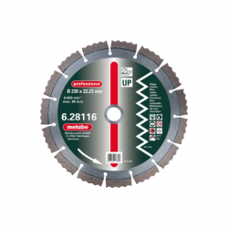 "Metabo Dia-TS, 125x2,15x22,23mm, ""professional"", ""UP"", Universal"